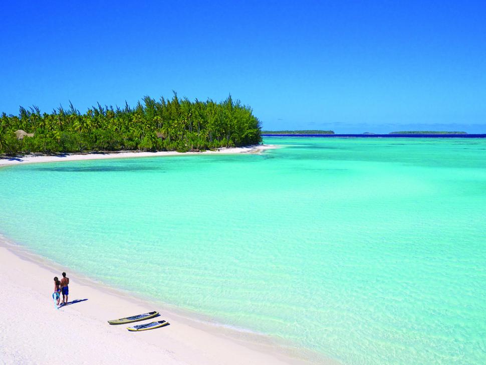 Tahiti Beach. Source: https://www.flickr.com/photos/rodeime/14559460901